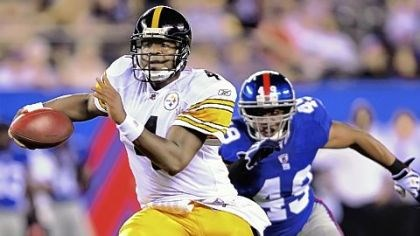 'Starter' Byron Leftwich won't start. 'Starter' Byron Leftwich won't start.