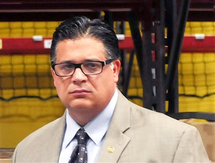 "State Rep. Marc Gergely State Rep. Marc Gergely, D-White Oak last month at the Pittsburgh Community Food Bank. Rep. Gergely's chief of staff Thomas Maglicco testified in June before a grand jury looking into the suspected Mon Valley gambling operation of Ronald ""Porky"" Melocchi."