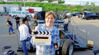 "Stephen Chbosky Stephen Chbosky says people in Pittsburgh have been respectful during filming of ""The Perks of Being a Wallflower."""