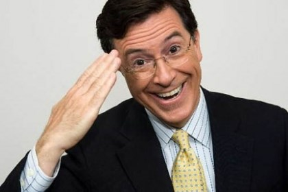 Stephen Colbert file Comedian Stephen Colbert will pay a visit to the University of Pittsburgh April 19.