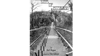 "Steps of Pittsburgh cover Cover from the book ""The Steps of Pittsburgh"""