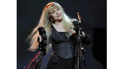 Stevie Nicks 2 Stevie Nicks performs at Consol Energy Center as part of the Heart & Soul Tour with Rod Stewart.