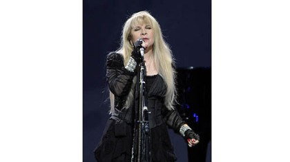 Stevie Nicks 3 Stevie Nicks sings at Consol Energy Center as part of the Heart & Soul Tour with Rod Stewart on Saturday.