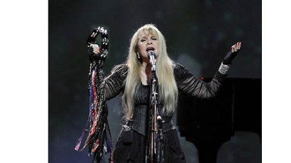 Stevie Nicks 5 Stevie Nicks performs at Consol Energy Center as part of the Heart & Soul Tour with Rod Stewart on Saturday.