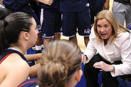 SuzieMcConnellSerio A key two-game stretch against conference foes Saint Joseph's and Dayton awaits the Duquesne women and coach Suzie McConnell-Serio.
