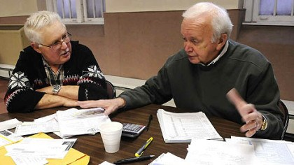 Taxing work Post-Gazette
