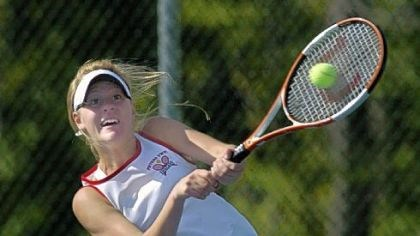 Tennis Peters Township High graduate Allison Riske will give pro tennis a shot.