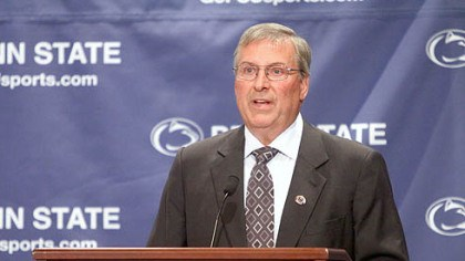 Terry Pegula Alumnus Terry Pegula and his wife, Kim, donated $88 million to Penn State to help the school build a hockey arena.