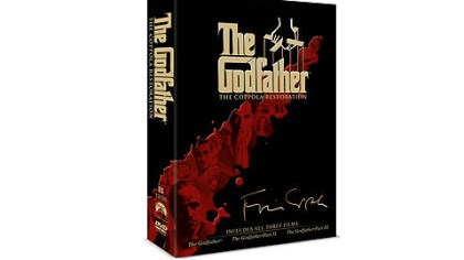 The Godfather DVD set
