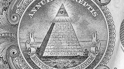 "'The Lost Symbol' The Great Seal of the United States contains symbols associated with Freemasonry, essential to ""The Lost Symbol's"" plot.