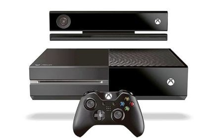 The new Xbox One The new Xbox One comes with a Kinect motion sensing camera.
