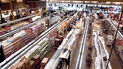 The Pittsburgh store when it opened Pittsburgh's Whole Foods in the fall of 2002, when it opened.
