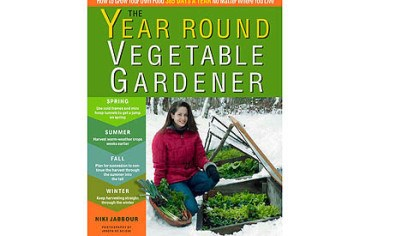 'The Year Round Vegetable Gardener'