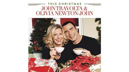 "'This Christmas' 2 ""This Christmas,"" a holiday album with John Travolta and Olivia Newton-John."
