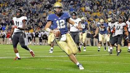 Tino Sunseri Tino Sunseri and Pitt could still get to a bowl with two wins in their last three games.