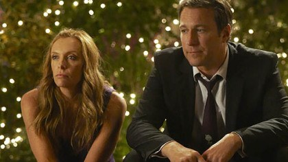 "Toni Collette and John Corbett Toni Collette as Tara and John Corbett as Max deal with her dissociative identity disorder in ""United States of Tara."""