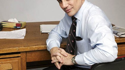 "Tony Danza Tony Danza stars in A&E's docu-series ""Teach."""