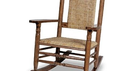 ... rocking chair Troutman chair made famous by President John F. Kennedy