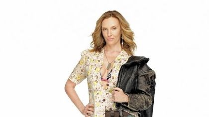 """United States of Tara"" Toni Collette stars as Tara."