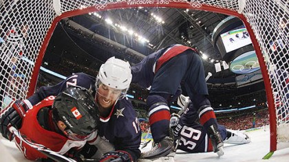 Upper St. Clair native Ryan Malone Despite coming up short in the gold-medal game, Upper St. Clair native Ryan Malone (12) and the U.S. team did America proud.