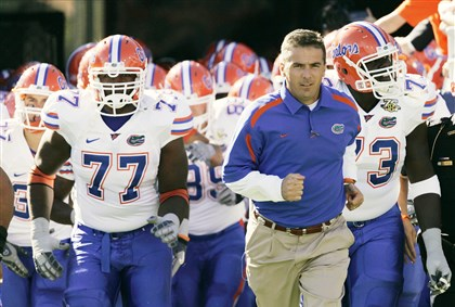 Urban Meyer Former Florida coach Urban Meyer would be on short list of successors.