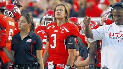 Utah quarterback Jordan Wynn Utah quarterback Jordan Wynn, injured during the second half last week against Washington, will miss the rest of the season with a shoulder injury that required surgery.