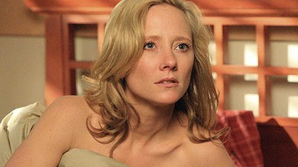 "Wake me when it's over Anne Heche stars in ABC's ""Men in Trees,"" which is back on the schedule tonight after another long break."