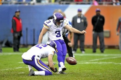 walsh Minnesota kicker Blair Walsh is one of the best in the league and a weapon for the Vikings.