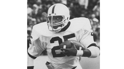 Warner Curt Warner and the 1982 Penn State team will be honored today.