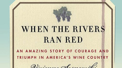 """When the Rivers Ran Red"" When the Rivers Ran Red, by Vivienne Sosnowski."