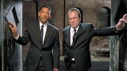 "Will Smith and Tommy Lee Jones Will Smith and Tommy Lee Jones return as agents in the third installment of ""Men in Black."""