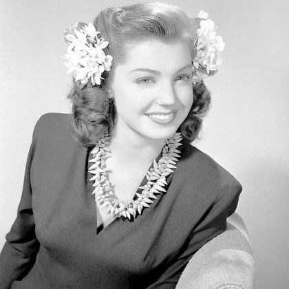 Williams 1943 Esther Williams is shown in Hollywood on July 13, 1943.