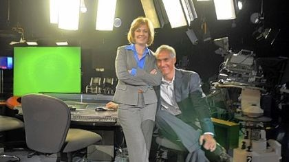WPXI anchors Peggy Finnegan and David Johnson first started as an anchor team at WPXI in January 1990.