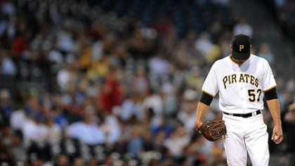 "Zach Duke Pitcher Zach Duke on the Pirates' rotation: ""The potential is there."""