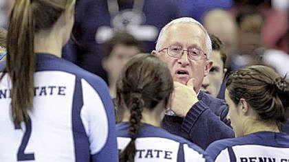 Russ Rose Russ Rose has guided Penn State to 11 Final Four berths and five national championships.