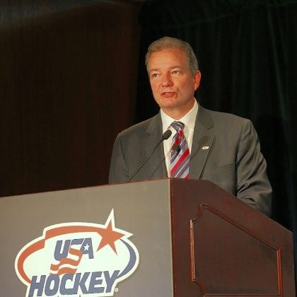 111213_rayshero Penguins general manager Ray Shero is also the assistant general manager for USA Hockey and must select players for the Sochi Olympics.