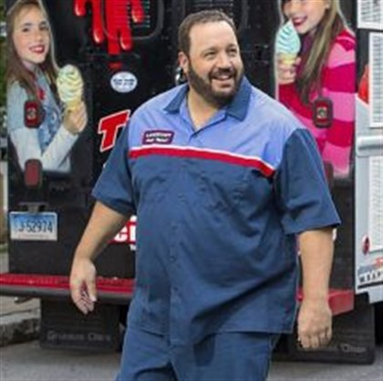 """Grown Ups 2"" Kevin James is scheduled to appear at Heinz Hall in October."