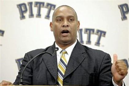 Michael Haywood Former Pitt head coach Michael Haywood.