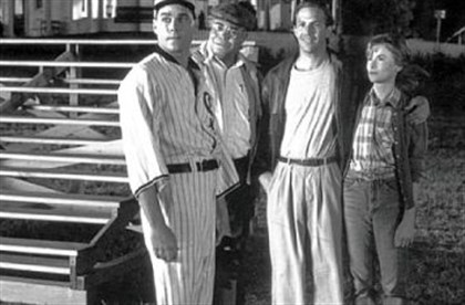 "'Field of Dreams' 20 years later Ray Liotta, James Earl Jones, Kevin Costner, Amy Madigan starred in ""Field of Dreams"" 20 years ago."