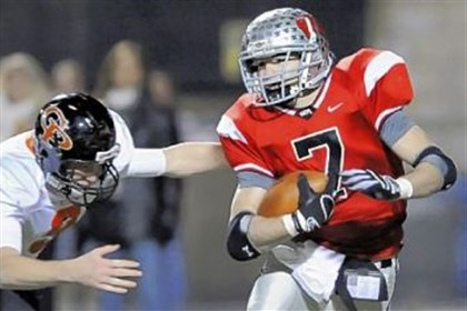 West Allegheny's Mike Caputo Mike Caputo during his West Allegheny playing days.