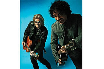 Daryl Hall and John Oates Daryl Hall and John Oates.