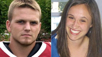 Athletes of the Week David Duke, Ambridge and Jessica Szekely, Greensburg Central Catholic