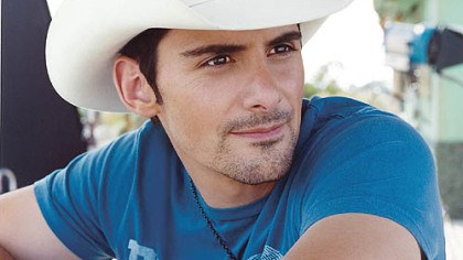 Brad Paisley West Virginia native Brad Paisley is part of the Country Megaticket lineup.