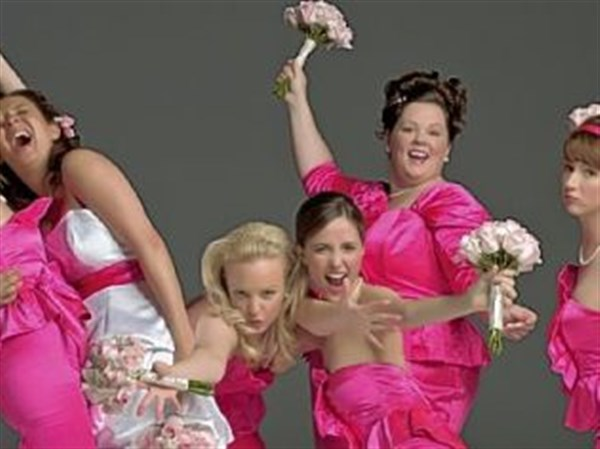 'Bridesmaids' raunchy but funny | Pittsburgh Post-Gazette
