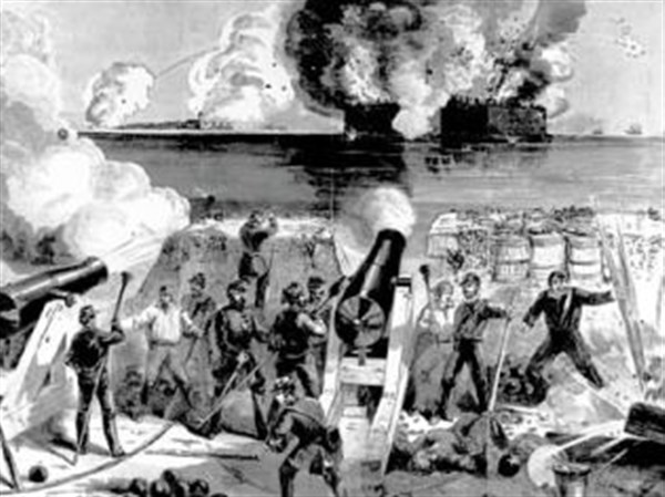 Eyewitness 1861: Pittsburghers react to attack on Fort Sumter ...