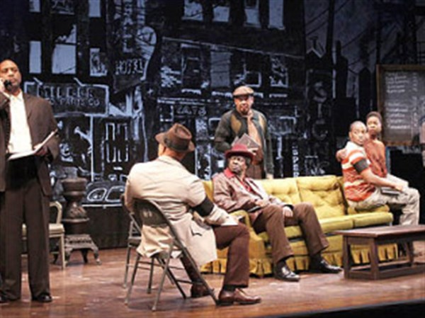 separation in the play fences by august wilson