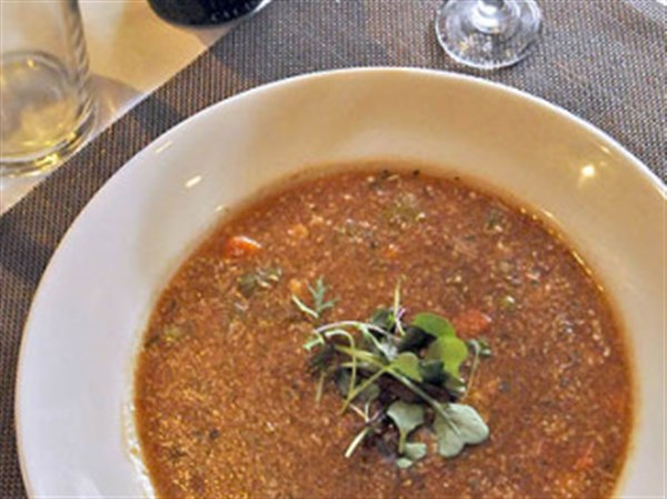 Slow food: Turtle soup is a throwback to an earlier elegant time ...