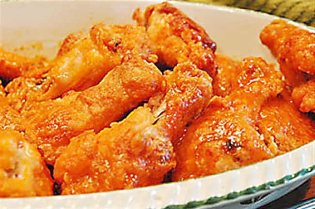 Anchor Bar Buffalo Chicken Wings.