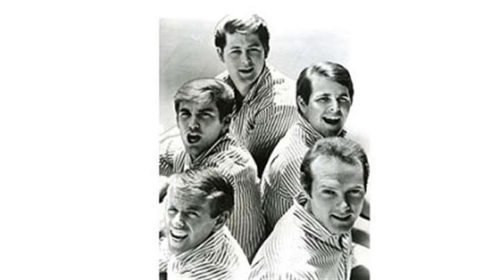 1966 Beach Boys 1966 Beach Boys: Brian Wilson, top, stayed in the background while brothers Dennis and Carl, middle, and Al Jardine and Mike Love were on the road playing the hits.