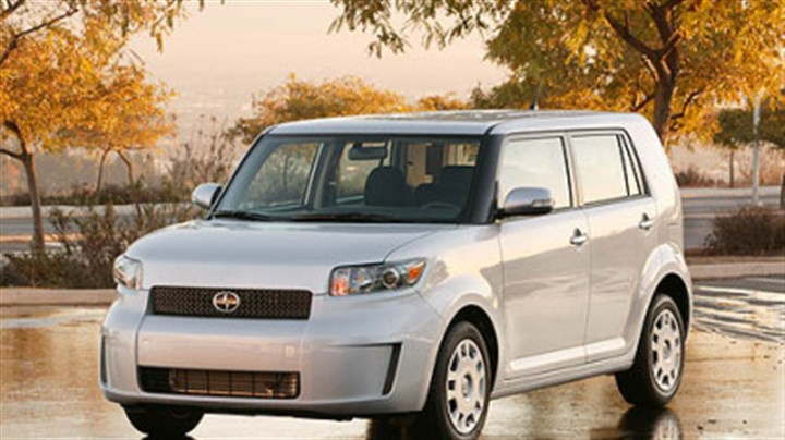 2008 new car truck preview toyota scion lineup expands. Black Bedroom Furniture Sets. Home Design Ideas
